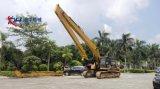 longue extension Boom&Stick de 18m avec Cat330d