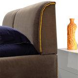 Base del tessuto di colore del caffè per la mobilia G7002A del salone