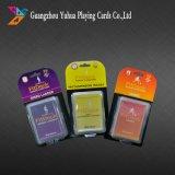Cartões de jogo personalizados Cartões Educativos Plásticos Flascards