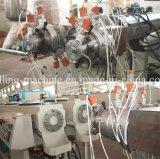 Double-à l'extérieur type chaîne de 16mm-63mm de production de pipe de conduit de PVC