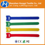 Gancho coloridos&Loop Braçadeiras de Velcro/Precintas /fita de fixação