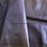 Gardient 인쇄, 외투를 위해 윤내는 기름을%s 가진 폴리에스테 240t 견주 직물