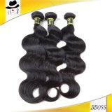Долго дюйма необработанные бразильские Virgin волосы органа кривой