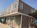 Meubles de haute qualité résistant au feu préfabriqué maison préfabriquée mobile/conteneur Maison de construction