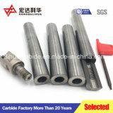 De Houder van het Hulpmiddel van het carbide met het KoelGat van de Smering