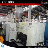 PVC管の放出ラインPVC管の生産工場のプラスチック管の放出ライン