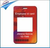 Cartão da identificação do cartão/foto da identificação do estudante