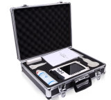 De digitale Veterinaire Handbediende Scanner van de Ultrasone klank met Rectale Sonde pl-3018V
