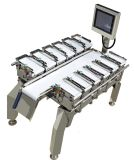 El tipo de plataforma Multi-Head Weigher