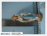 Madre personalizzata Mary del Jesus statuaria con il materiale della resina