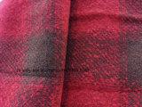 Tessuto lavorato a maglia lane false di Hw1561 100%Poly