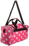 Bolso de ropa ocasional del Duffle del recorrido del equipaje de la manera de las mujeres