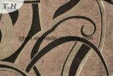 고귀한 셔닐 실 자카드 직물 소파와 가구 직물 (FTH31107)