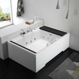 Горячая ванна джакузи, массажный душ