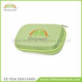 Перемещение нося малую коробку индивидуального пакета ЕВА