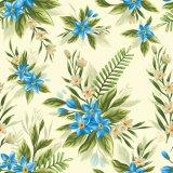 Arbusto de flores Decoración Artística de pintura al óleo