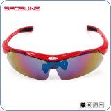 Óculos de sol protetores UV do esporte ao ar livre da forma nova