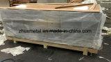 7050 aluminium Gedoofd Blad