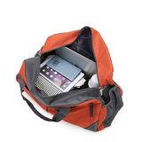 Di nylon impermeabilizzare il sacchetto di spalla del Duffle dei bagagli delle borse di fine settimana di corsa
