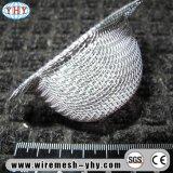 Vaglio filtrante dell'acciaio inossidabile del micron dei 304 materiali