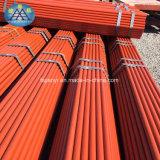 Pesos galvanizados construção da tubulação do andaime do aço inoxidável