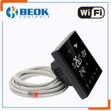 Termóstato electrónico del sitio de la calefacción de la pantalla táctil de la HVAC WiFi