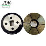 Высококачественные металлические Бонд Diamond очаровательный колеса для камней Шлифовальные инструменты