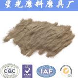 Kalziniertes Polierineinandergreifen des Brown-Tonerde-Puder-600