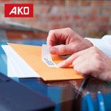 Comercio al por mayor de papel térmico directo Etiquetas postales 2 etiquetas por hoja de etiquetas de envío