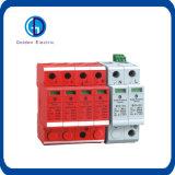 Protecteur de saut de pression triphasé modulaire de pouvoir de 40ka 380V 4p
