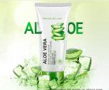 La crema facial Bioaqua de la despedregadora de la espuma de Vera del áloe restaura la crema de la limpieza de la cara de Moisturing