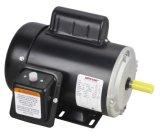 Мотор NEMA Tefc конденсатора одиночной фазы 2 компрессора с электродвигателем воздуха