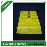 黄色い 美しいドローストリング 袋