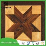 Alto azulejo de suelo del laminado de madera de HDF con favorable al medio ambiente impermeable