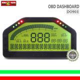 6.5 do '' indicador do traço da raça do LCD Digitas da placa do traço do painel OBD2 OBD (903)