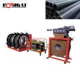 Máquina de fusión de soldadura a tope hidráulico de tubos de 63mm-200mm (HLY200)