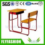 Mesa e tabela da sala de aula da mobília de escola de Paimary na venda (SF-95S)