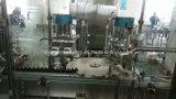 Frasco ampolla automática Máquina Tapadora Stoppering llenado de botellas con una bomba peristáltica llenar