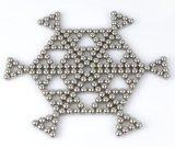 Ningbo sinterizado de tierras raras de NdFeB personalizado imán Imán de neodimio de bola permanente