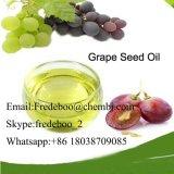 Petróleo de semente solvente esteróide farmacêutico da uva da qualidade superior para cozinhar cosméticos e dissolvido