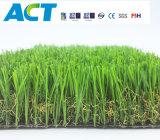 Tappeto erboso artificiale dell'erba per gioco del calcio, tennis, il campo da giuoco e l'abbellimento (L40-R1)