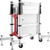 Ponteggio a torre di alluminio telescopico del nuovo prodotto
