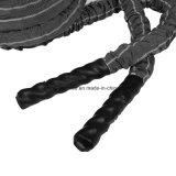 Cuerda colorida de la batalla al juego de la cuerda de la aptitud de la potencia del entrenamiento de la fuerza para la comprobación/el ejercicio