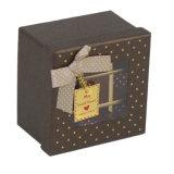ورقيّة هبة مجموعة صندوق لأنّ يعبّئ مجوهرات/سكّر نبات/[إلكترونيكسل]/شوكولاطة