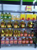 De acero de alta calidad de equipos comerciales supermercado Mostrar aprobación NSF Rack.