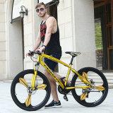 Bici de montaña de una pieza de la rueda del acero de carbón del modelo nuevo