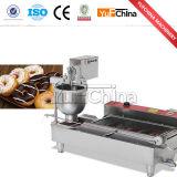 De nieuwste Machine van de Doughnut van het Type Roestvrij staal Verglaasde