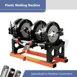 Machine de fusion de raboutage pour PE PPR pb tube HDPE PVDF 90mm-250mm (HL250D4)