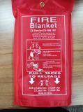 Schild van de hitte paste Op hoge temperatuur aan. Gordijnen 3732 van de weerstand steken Dekens in brand