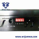 GPS Portátiles seleccionable por el teléfono móvil 3G WiFi Jammer señal